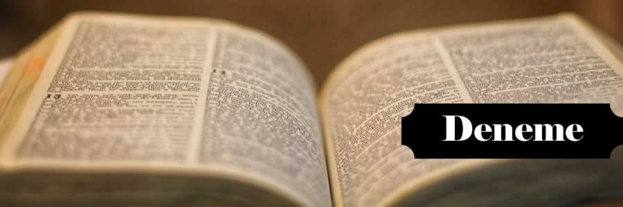 En İyi, Çok Satan, Okunan, Okunması Gereken, Güzel, Ünlü, Popüler, Ucuz, İndirimli, Yeni ve Son Çıkan Edebiyat Deneme Kitapları satın al