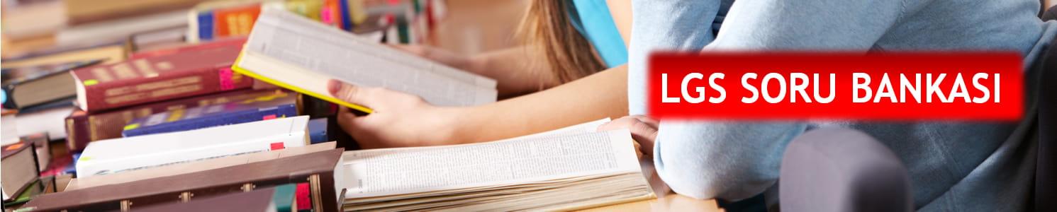 8.Sınıf LGS Matematik, Fen, Türkçe, İnkılap Soru Bankası Kitap Önerisi